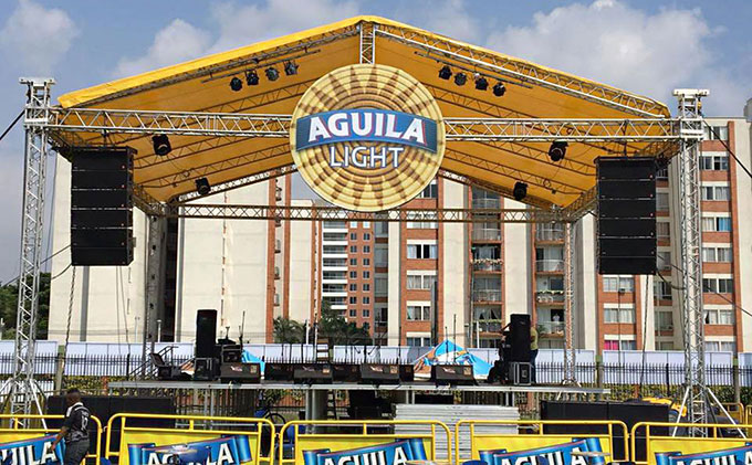 Águila Light Festival 2016