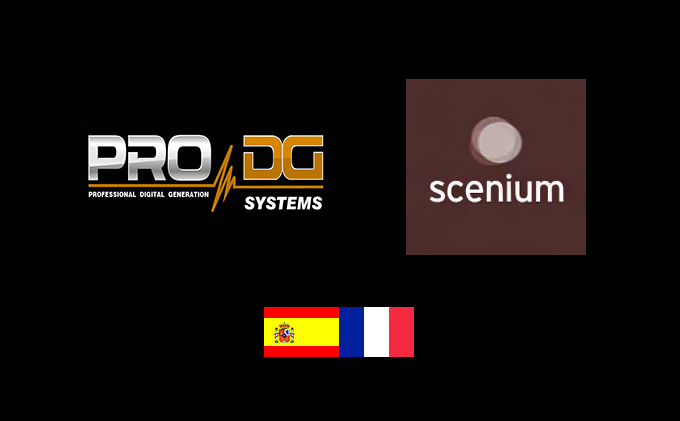 New distribution agreement in France