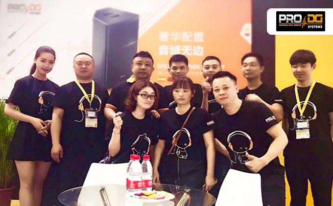 Pro DG Systems - GET Show Guangzhou 2018