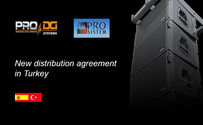 Prosistem Elektronik new Pro DG Systems distributor in Turkey