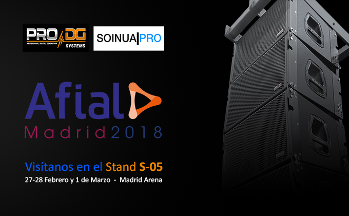 Pro DG Systems at AFIAL 2018