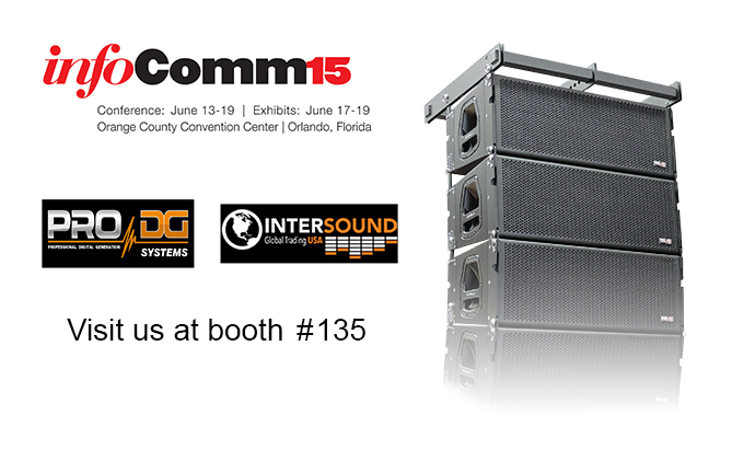 Pro DG Systems at Infocomm 2015