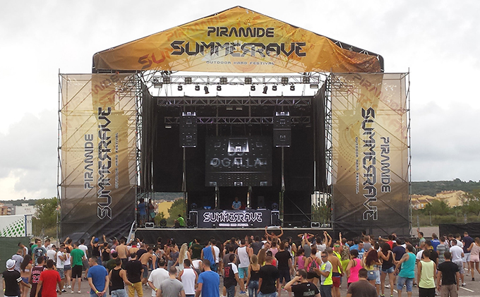 The Pyramid Summer Of Last Year
